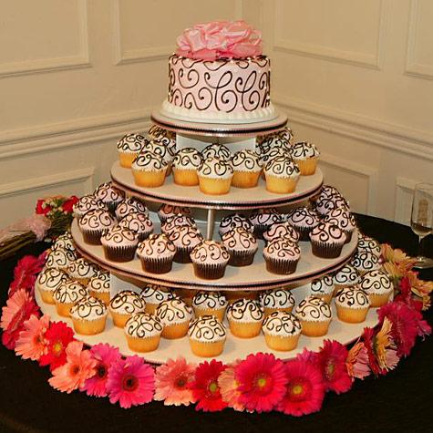 cupcakes wedding cake alternative your wedding whisperer