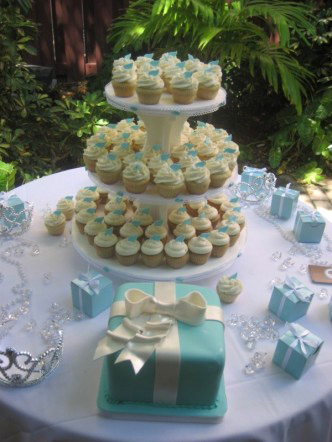 Tiffany Cake Table