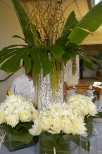 Beach Theme Centerpiece by Dellables