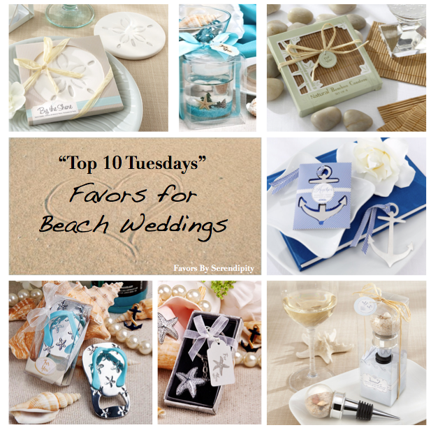 Beach Favors