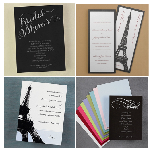 Coco chanel inspired bridal shower your wedding whisperer invites filmwisefo