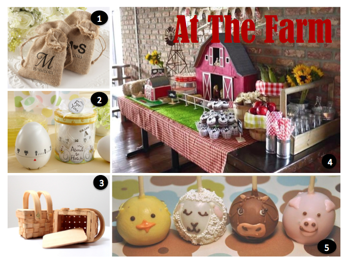 country baby shower themes top 10 tuesdays totally unique baby shower